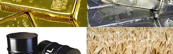 ¿Son las materias primas una oportunidad? ¿Cómo afecta a la decisión de suba de tasas de la Fed?