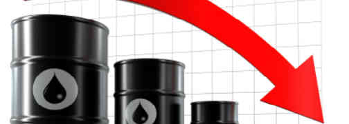El barril de crudo por debajo de 50 dólares