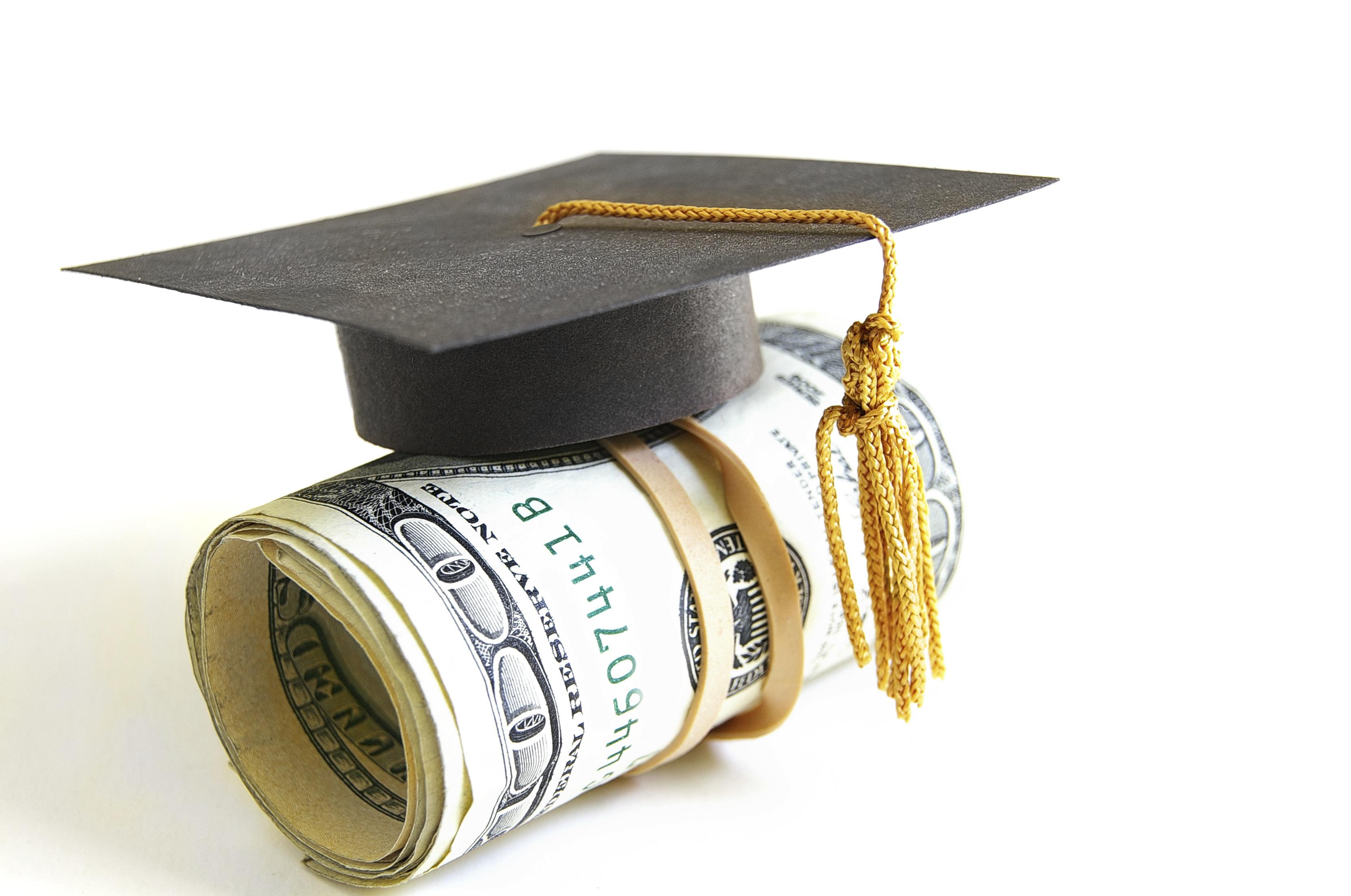 grad money