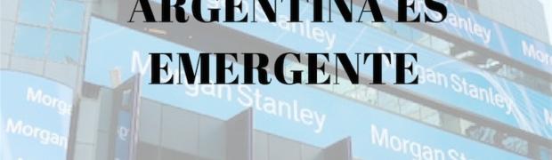 MSCI: Argentina es mercado emergente