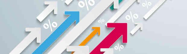 Claves para comprar acciones en tiempos de tasas de interés al alza